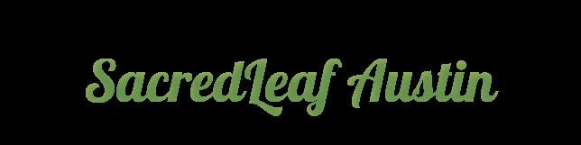 Sacred Leaf Austin CBD