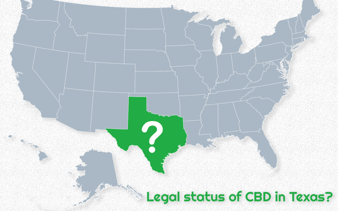 CBD Legal Status
